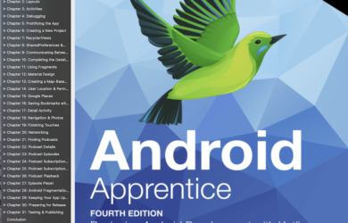 Android Apprentice