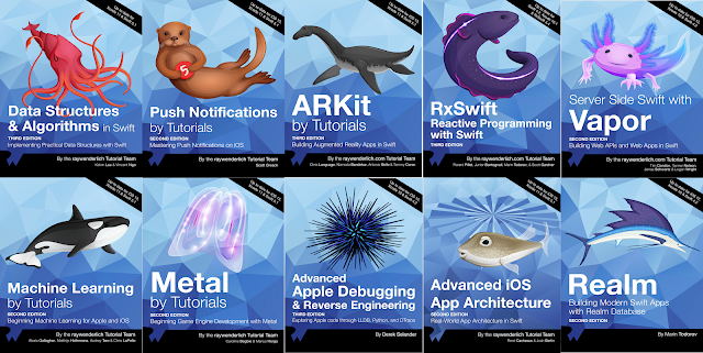 Advanced Swift Bundle By Ray Wenderlich