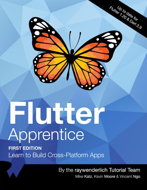 Flutter Apprentice
