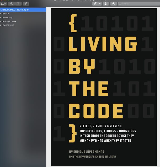 Living by the Code