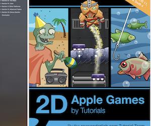 2D Apple Games by Tutorials