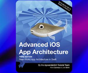 Advanced iOS App Architecture