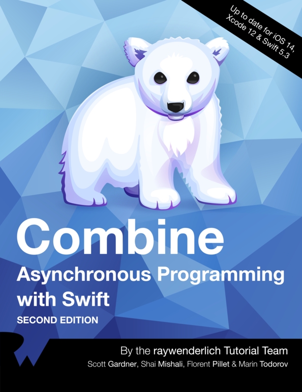 Combine Asychronous Programming with Swift