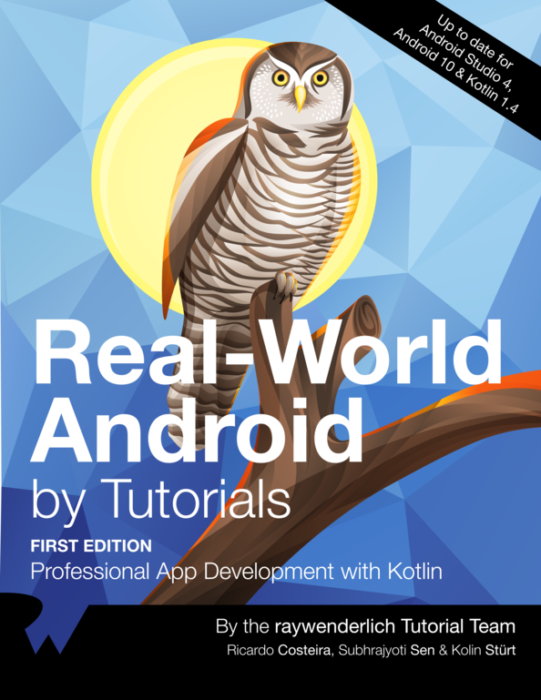 Real World Android by Tutorials