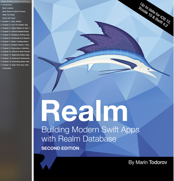 Realm Building Modern Swift Apps with Realm Database