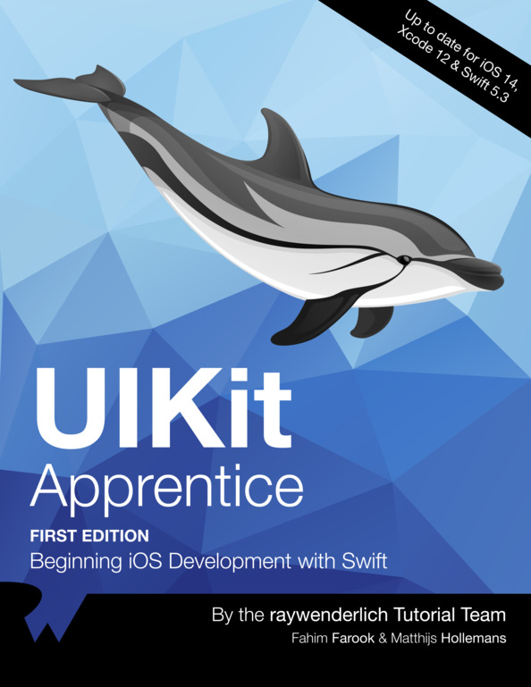 UIKit Apprentice
