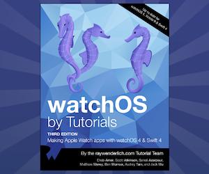 WatchOs By Tutorials