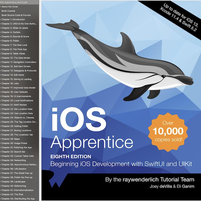 IOS Apprentice