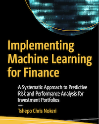 Implementing Machine Learning Finance