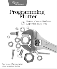 Programming Flutter Native Cross Platform Apps
